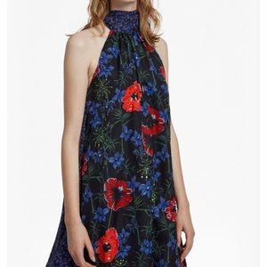 French Connection Lisette Halter Dress